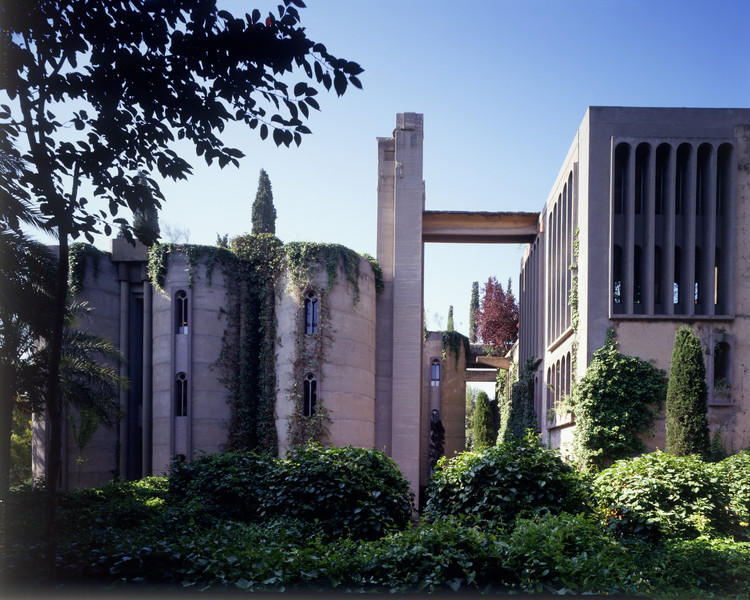 Spotlight: Ricardo Bofill, The Factory. Image Courtesy of Ricardo Bofill
