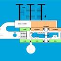 Floor Plan. Image © M Castedo Architects