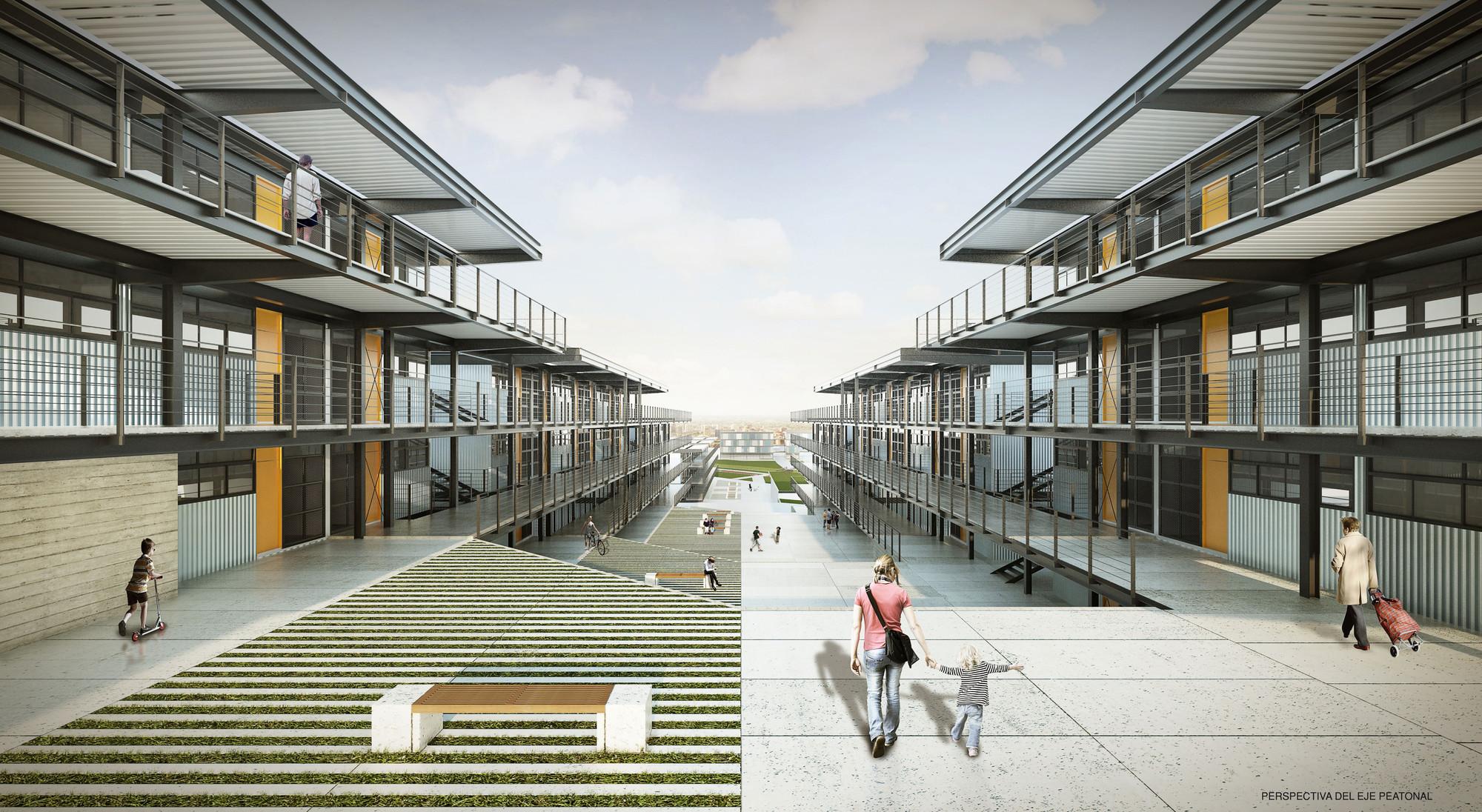 Brasil, Primer Lugar en VII Concurso Alacero de diseño en acero 2014 - Plataforma Arquitectura