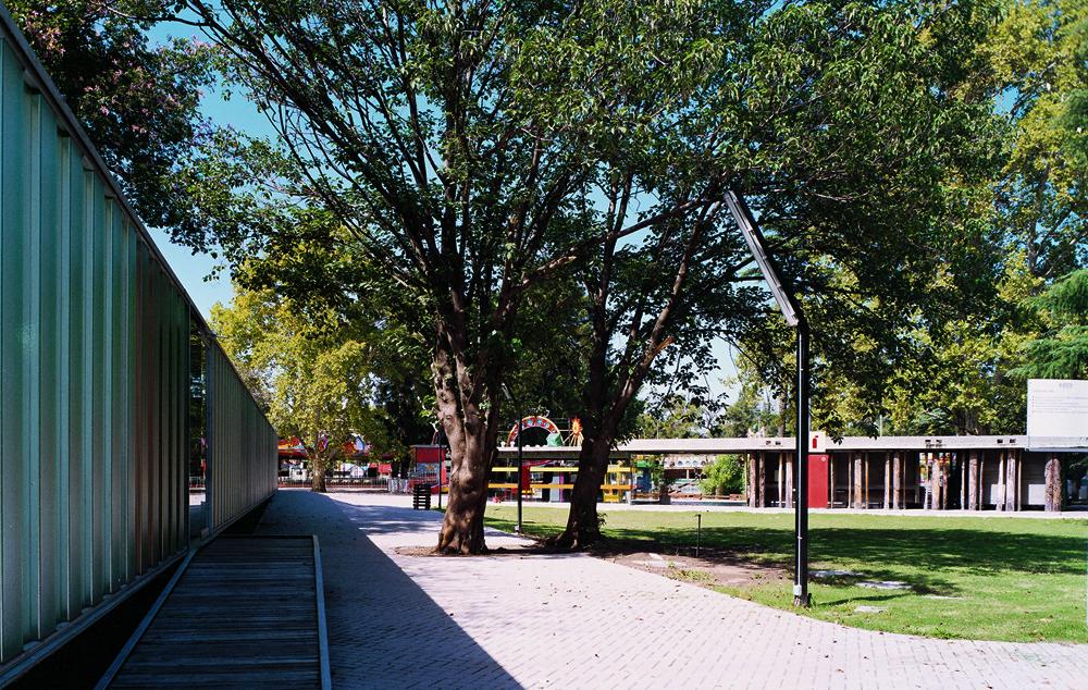 Parque de Diversiones Internacional de Rosario / Rafael Iglesia