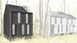 Mención Honrosa en Concurso de diseño de vivienda social sustentable en la Patagonia / Aysén, Chile