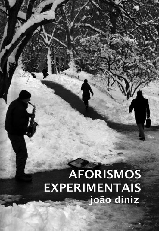 """Lançamento do livro """"Aforismos Experimentais"""" de João Diniz, em Belo Horizonte"""