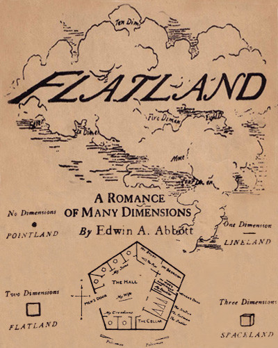 Excerpt: Edwin Abbott's 'Flatland: A Romance of Many Dimensions'