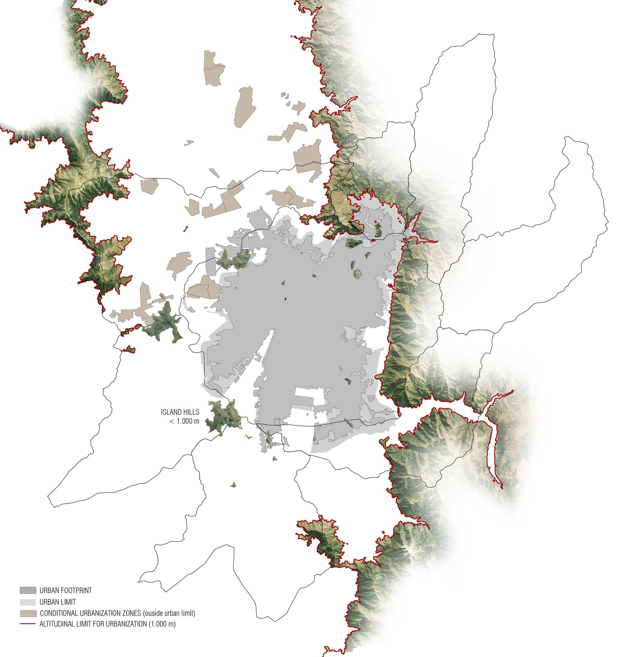 Arquitectos chilenos en Harvard logran poner a Santiago entre 100 ciudades resilientes, Cortesia de Harvard Graduate School of Design
