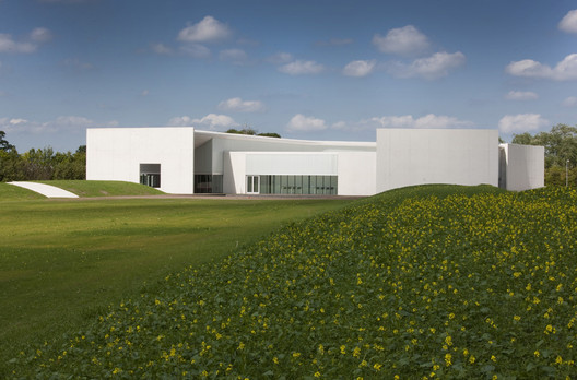Herning Center of the Arts. Image © Steen Gyldendal