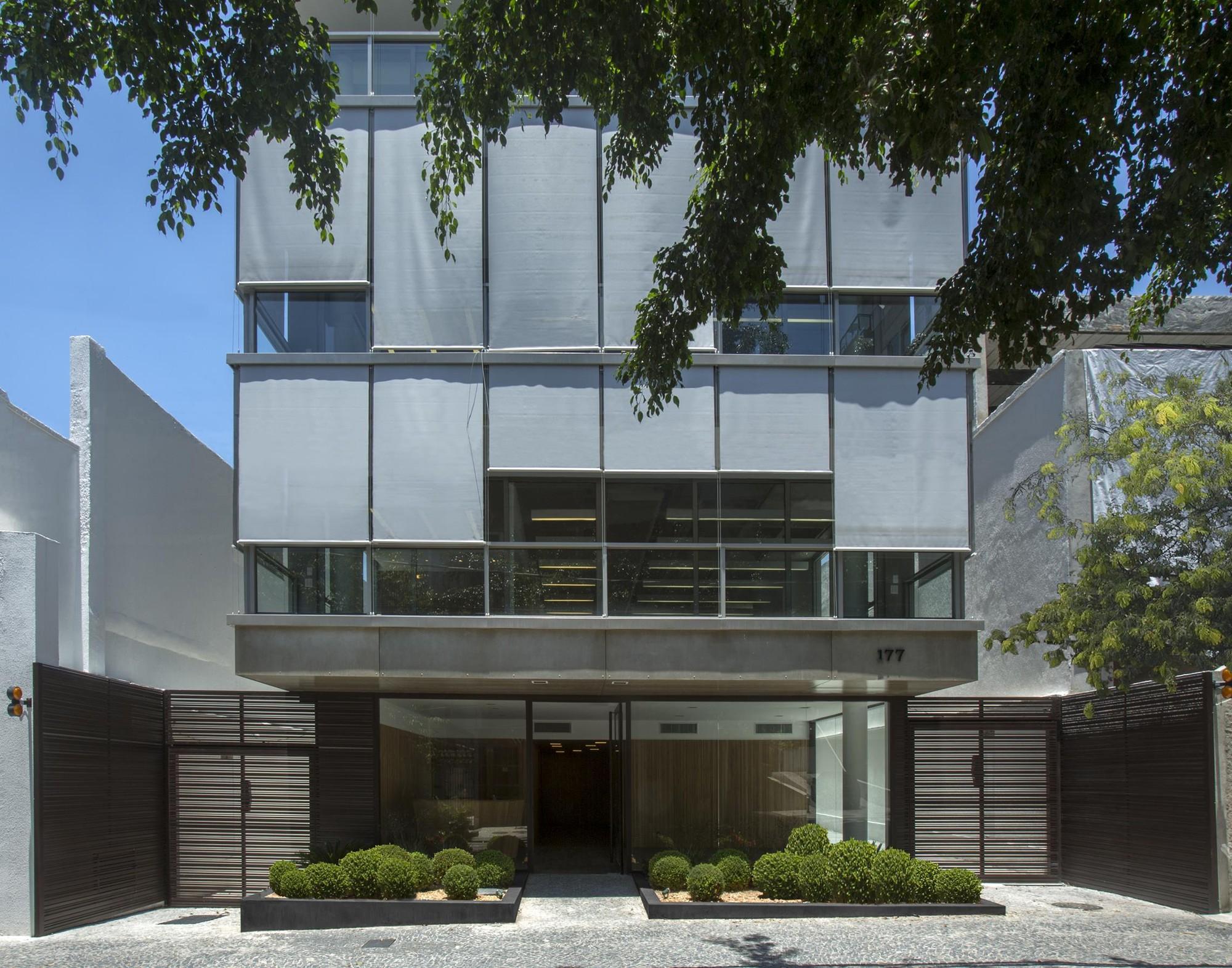 Edifício Lopes Quintas / Gisele Taranto Arquitetura, © André Nazareth