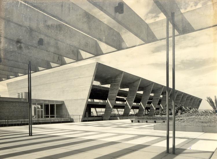 Clássicos da Arquitetura: Museu de Arte Moderna do Rio de Janeiro / Affonso Eduardo Reidy, © Centro de Documentação e Pesquisa do MAM