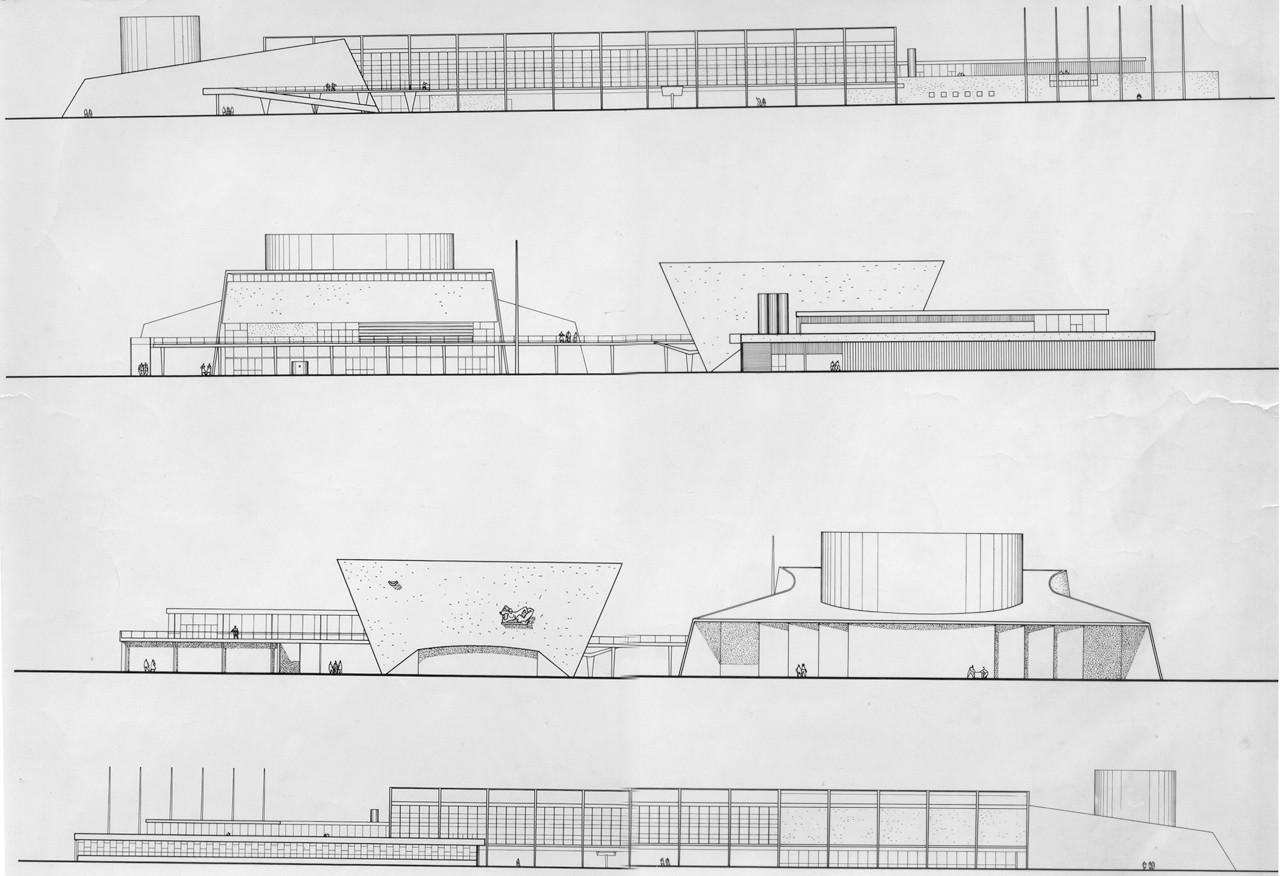 Galeria de cl ssicos da arquitetura museu de arte moderna for Fachadas de casas modernas trackid sp 006