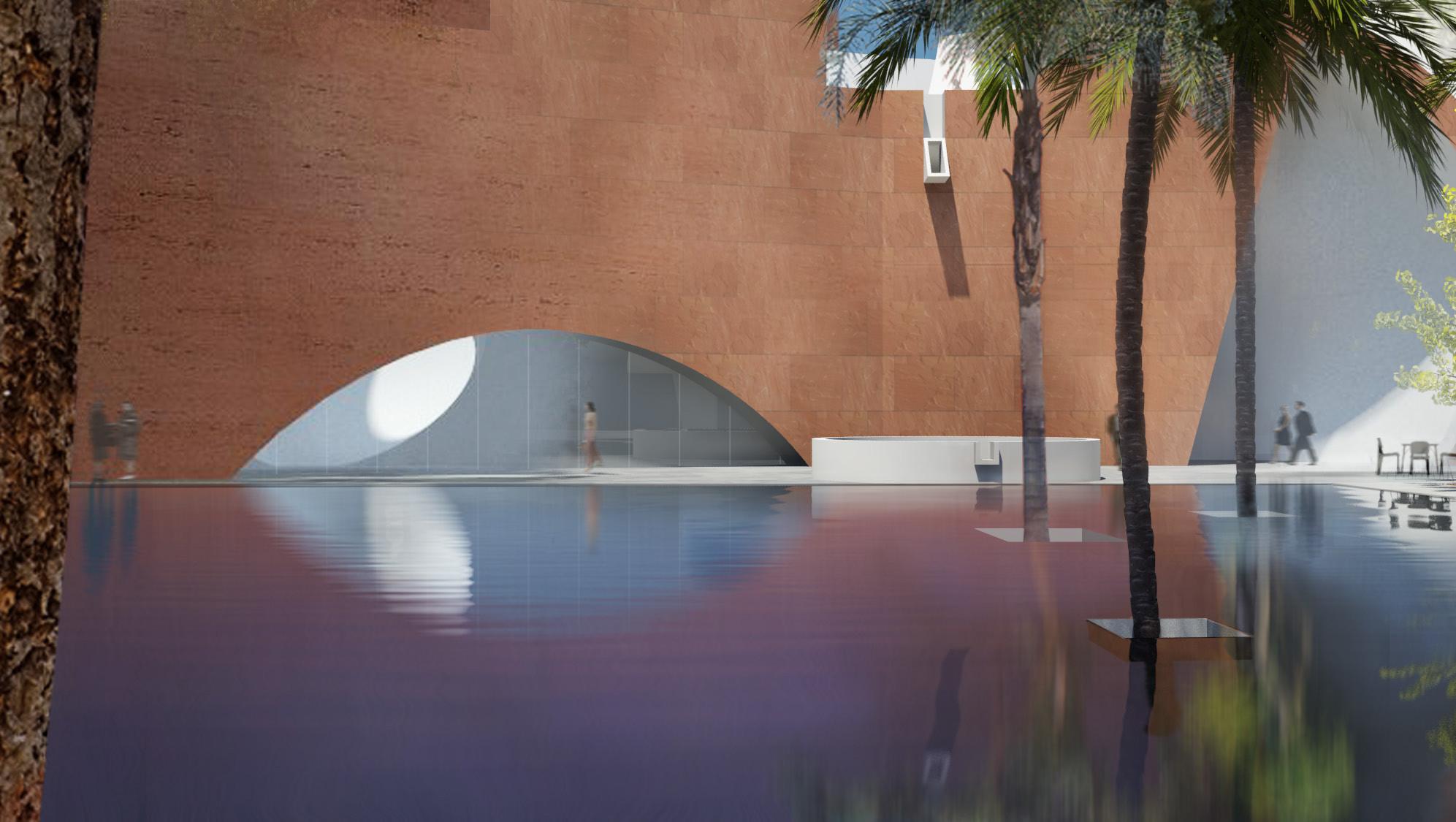Steven Holl seleccionado para diseñar la nueva ala del Museo de Mumbai
