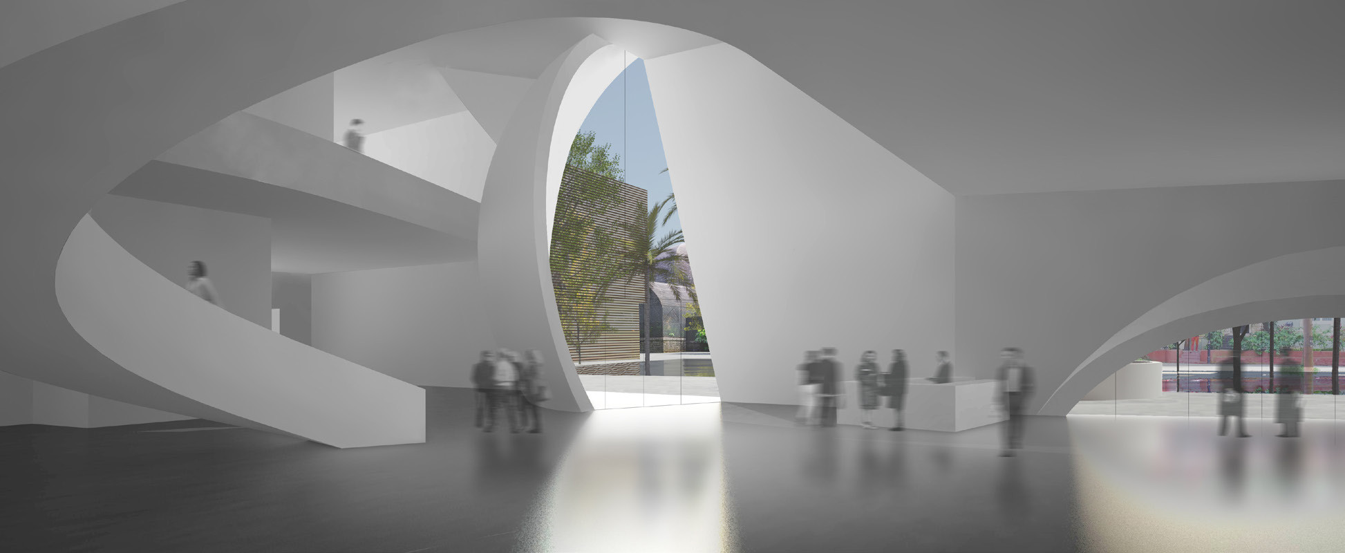 steven holl selected to design new wing for mumbai city