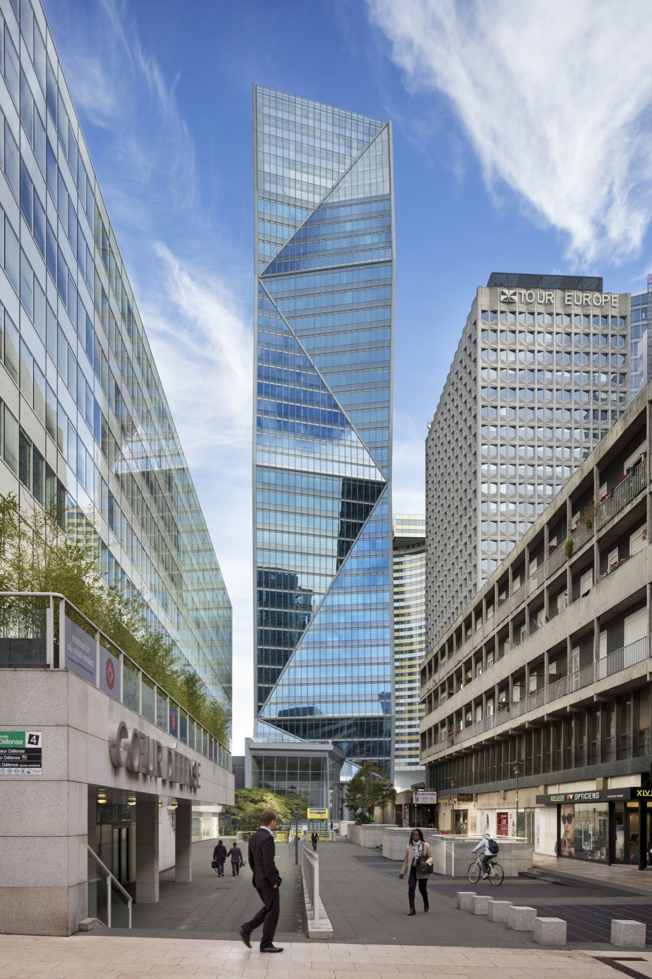 Tour Carpe Diem Robert A M Stern Architects Archdaily