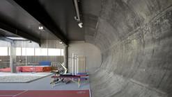 Centro de Alto Rendimiento en Jamor / Espaço Cidade Arquitectos