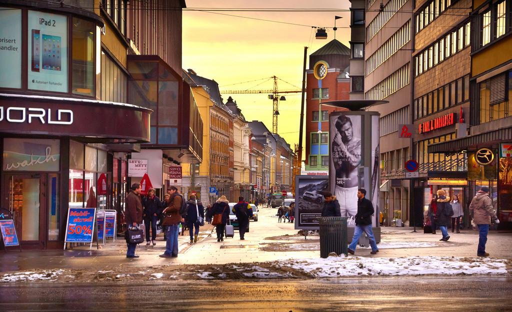 Os 48 melhores países para se viver segundo a ONU, Oslo, Noruega. © Moyan Brenn, via Flickr. CC. Used under <a href='https://creativecommons.org/licenses/by-sa/2.0/'>Creative Commons</a>