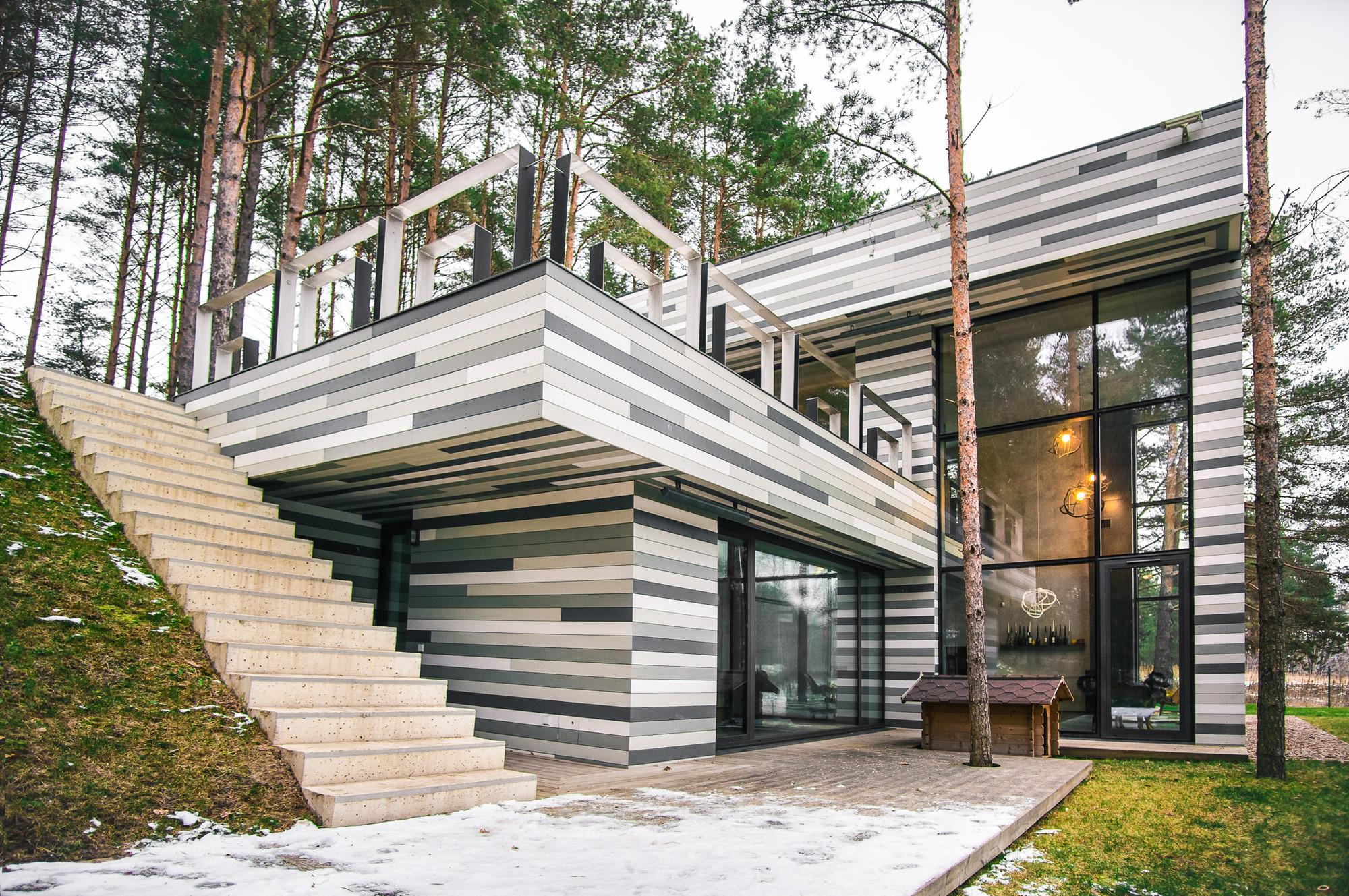House Villa near Vilnius / GYZA, © Antanas Minkevičius