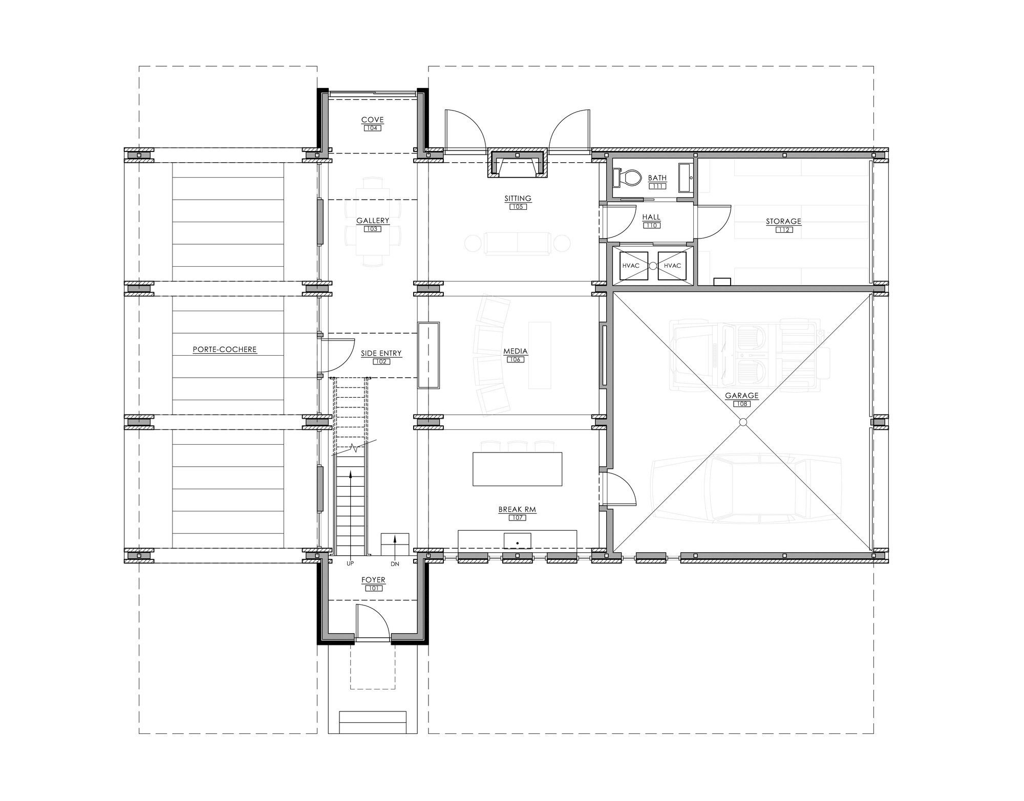 Gallery of PV14 House / M Gooden Design - 34