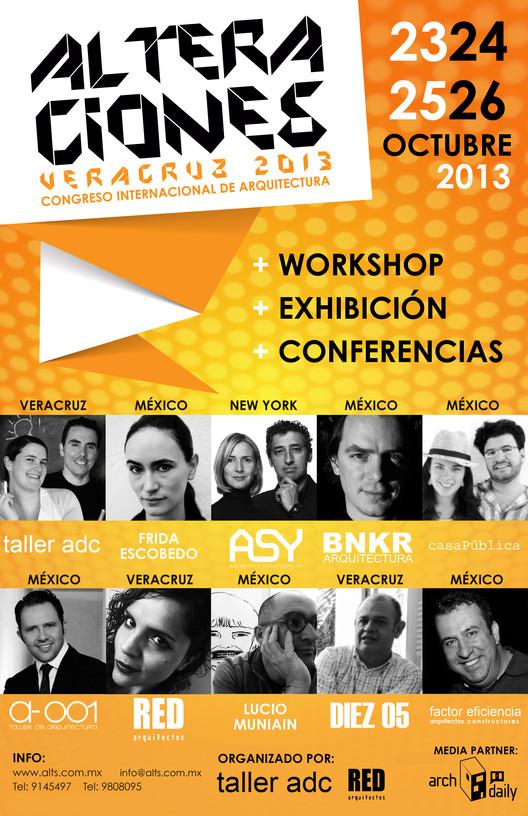 Congreso Alteraciones Veracruz 2013 [¡Sorteo Cerrado!]