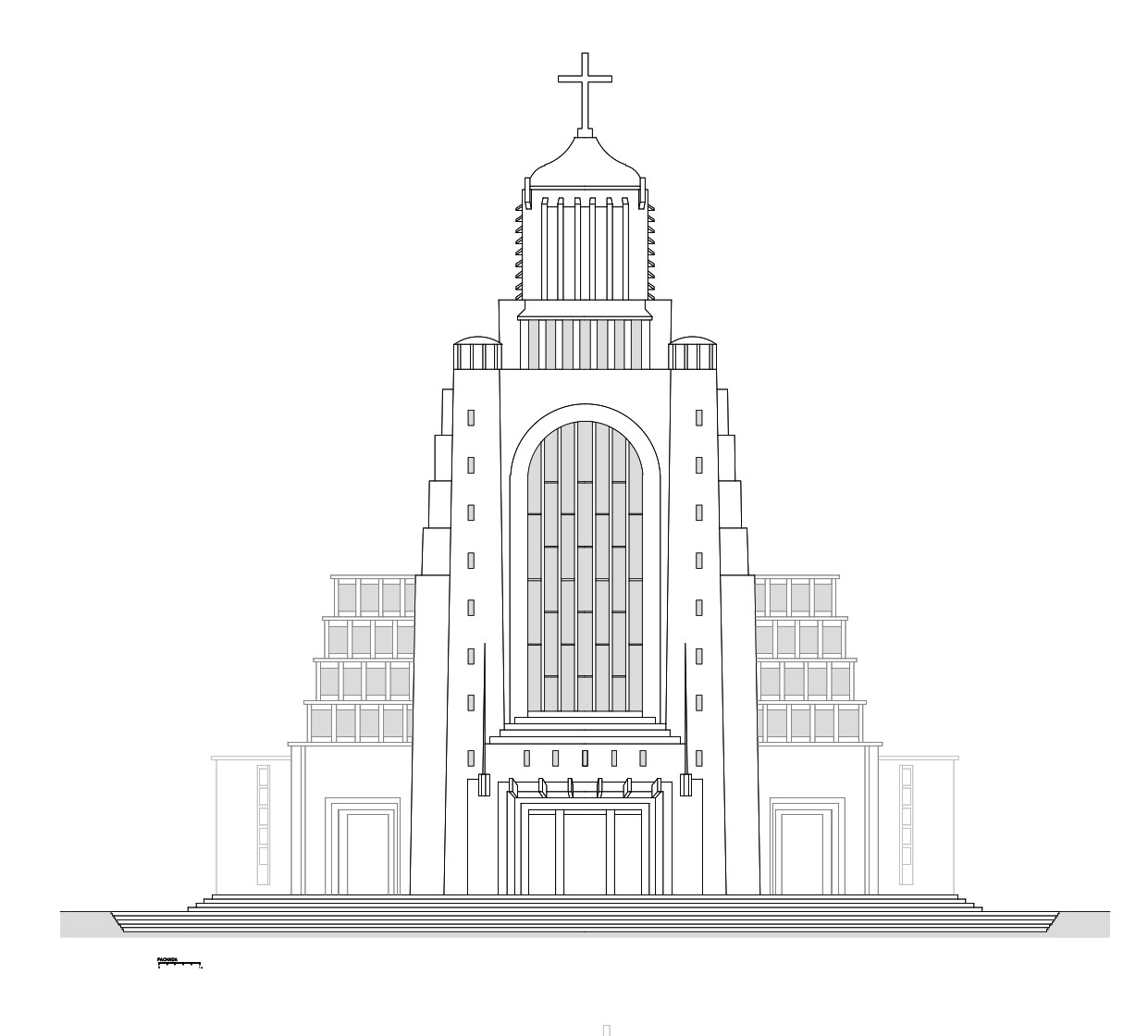 Cl Sicos De Arquitectura Templo Votivo De Maip Juan
