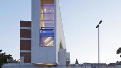 Biblioteca en Dublin / Carr Cotter & Naessens