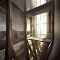 Sleuk Rith Institute / Zaha Hadid Architects. Image Courtesy of ZHA