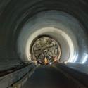 Tunnelling machine Elizabeth at Whitechapel Station. Image © Crossrail