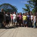 El proceso de trabajo se dividió en sesiones en la isla y en el estudio de la Universidad Latina en la Gran Área Metropolitana de Costa Rica.. Image Cortesia de A-01