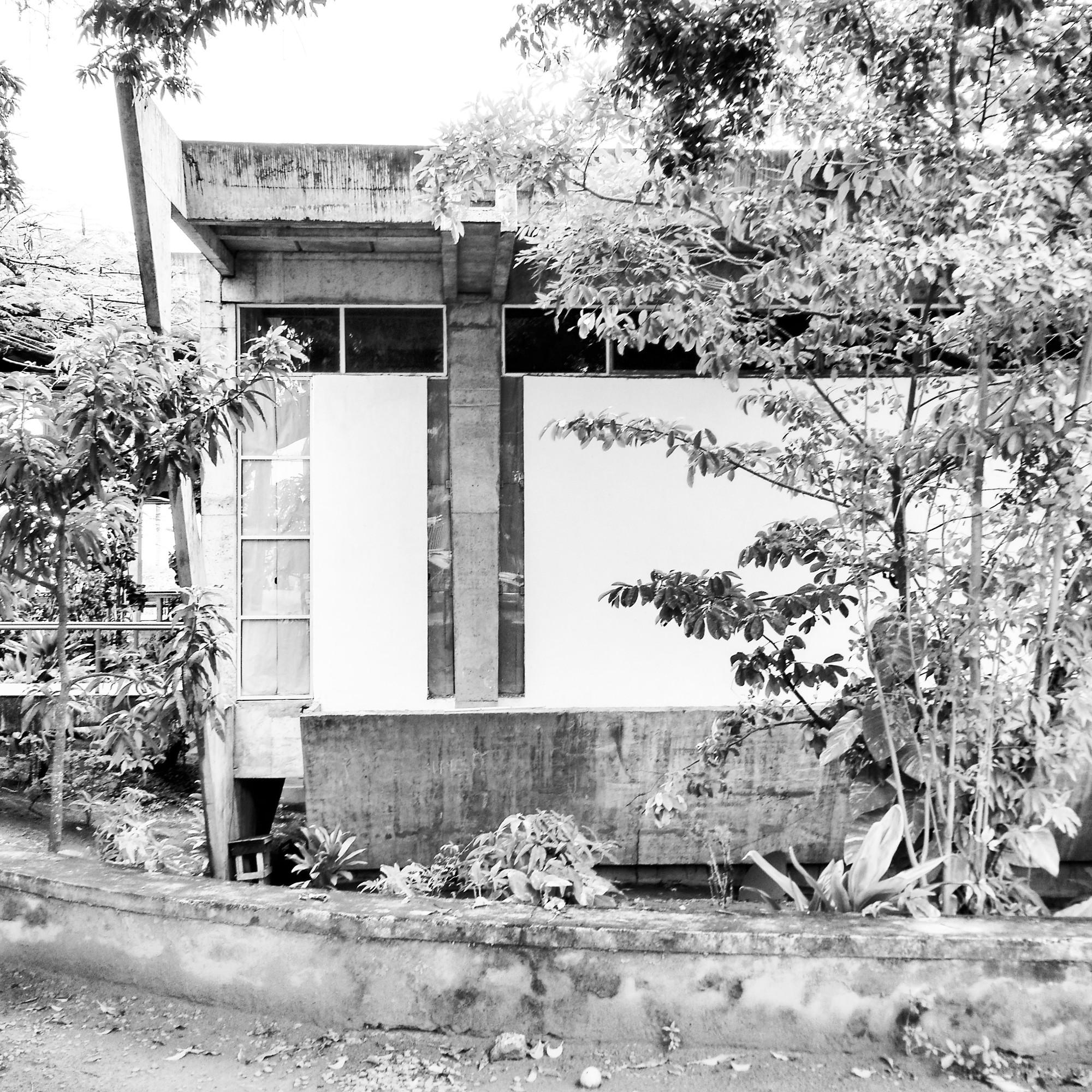 Clássicos da Arquitetura: Faculdade de Arquitetura da UFBA / Diógenes Rebouças, © Manuel Sá