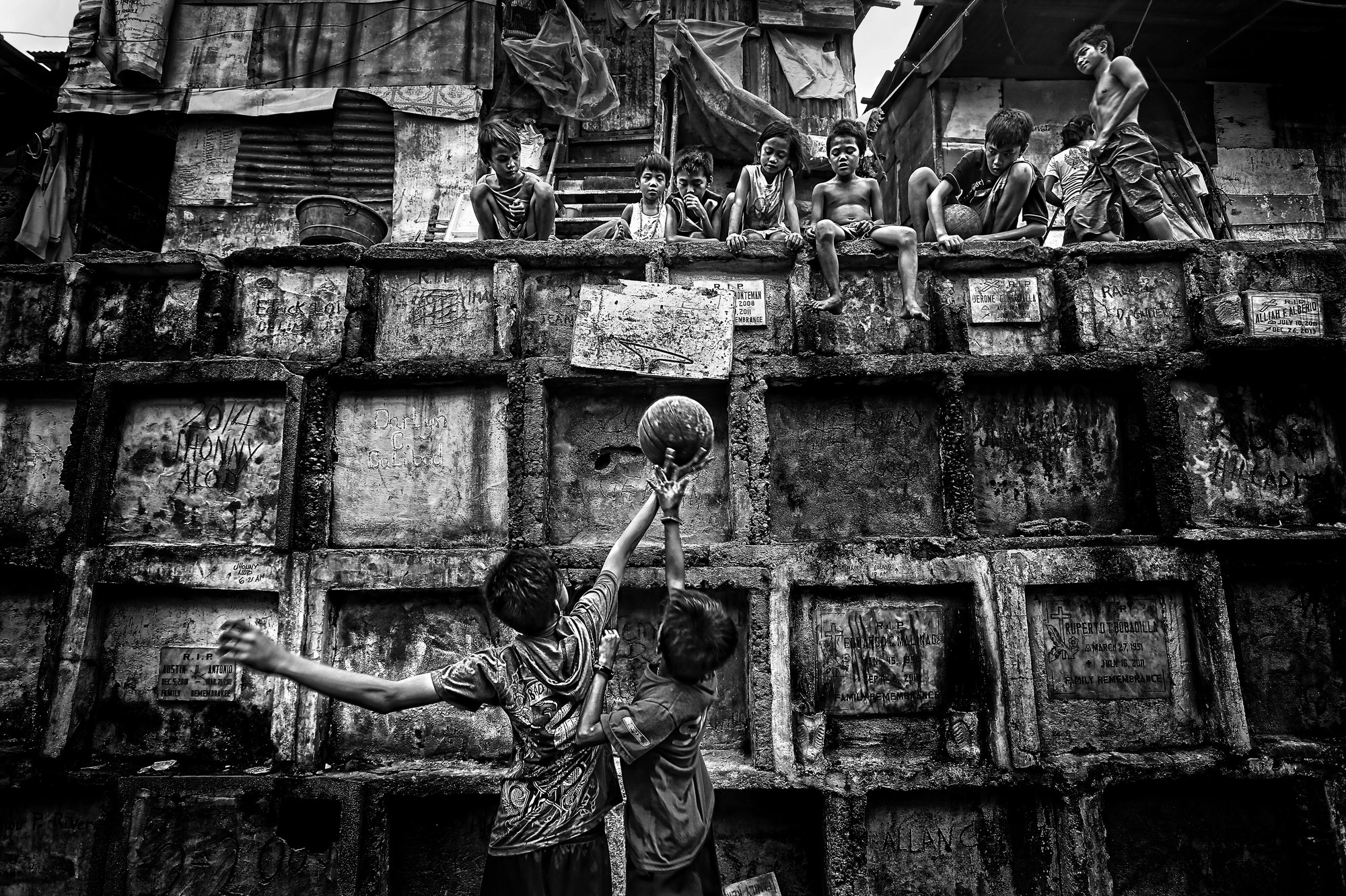Finalists Nominated For The Art Of Building Photographer Of The