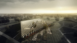 "Adidas Selects COBE to Design ""Rhombus-Shaped"" Flagship Building in Germany"