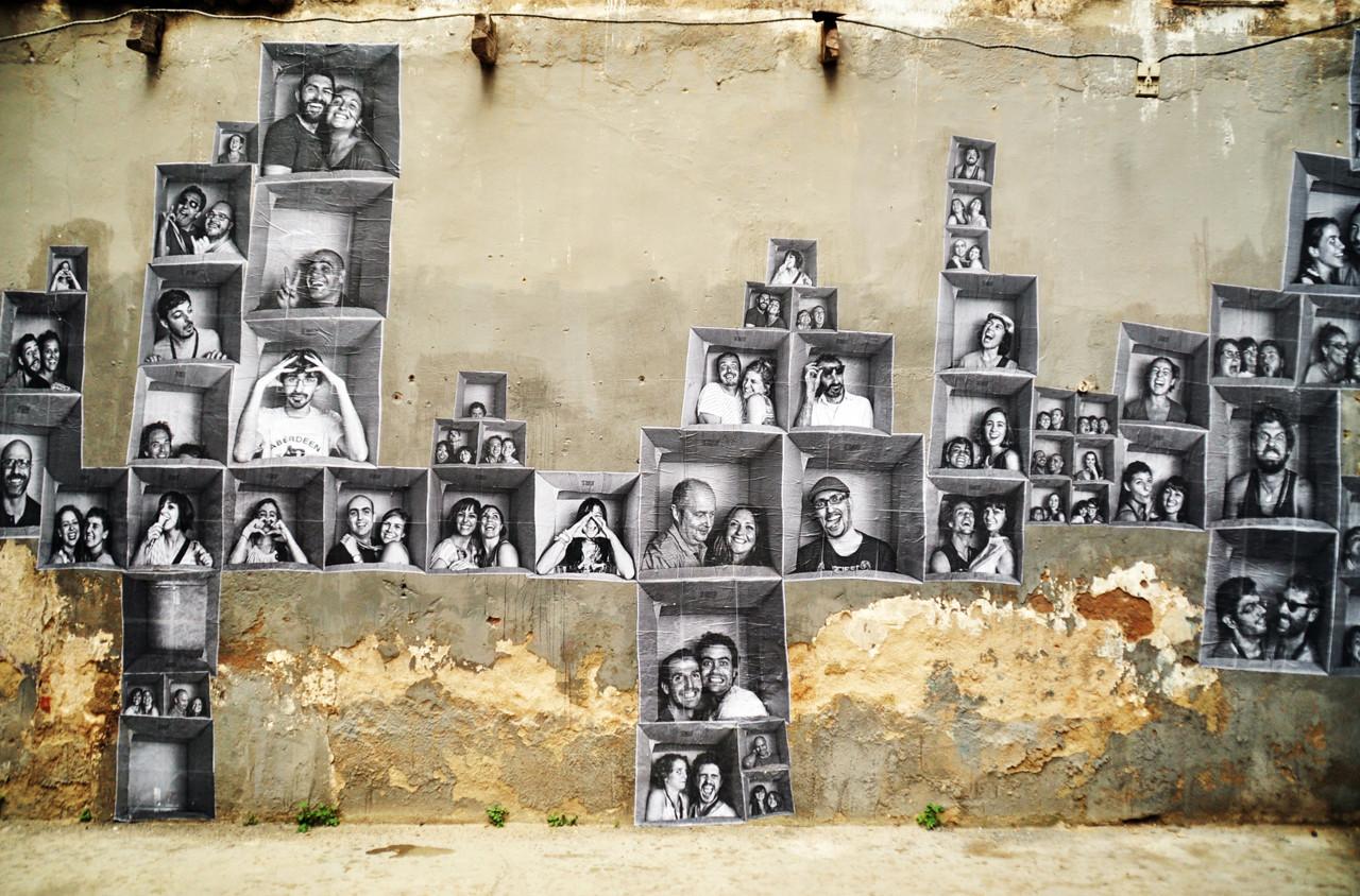 La Galería de Magdalena: regalos urbanos para reunir a la comunidad en torno a la cultura, #Encaja_dos. Image Cortesia de Lagaleriademagdalena