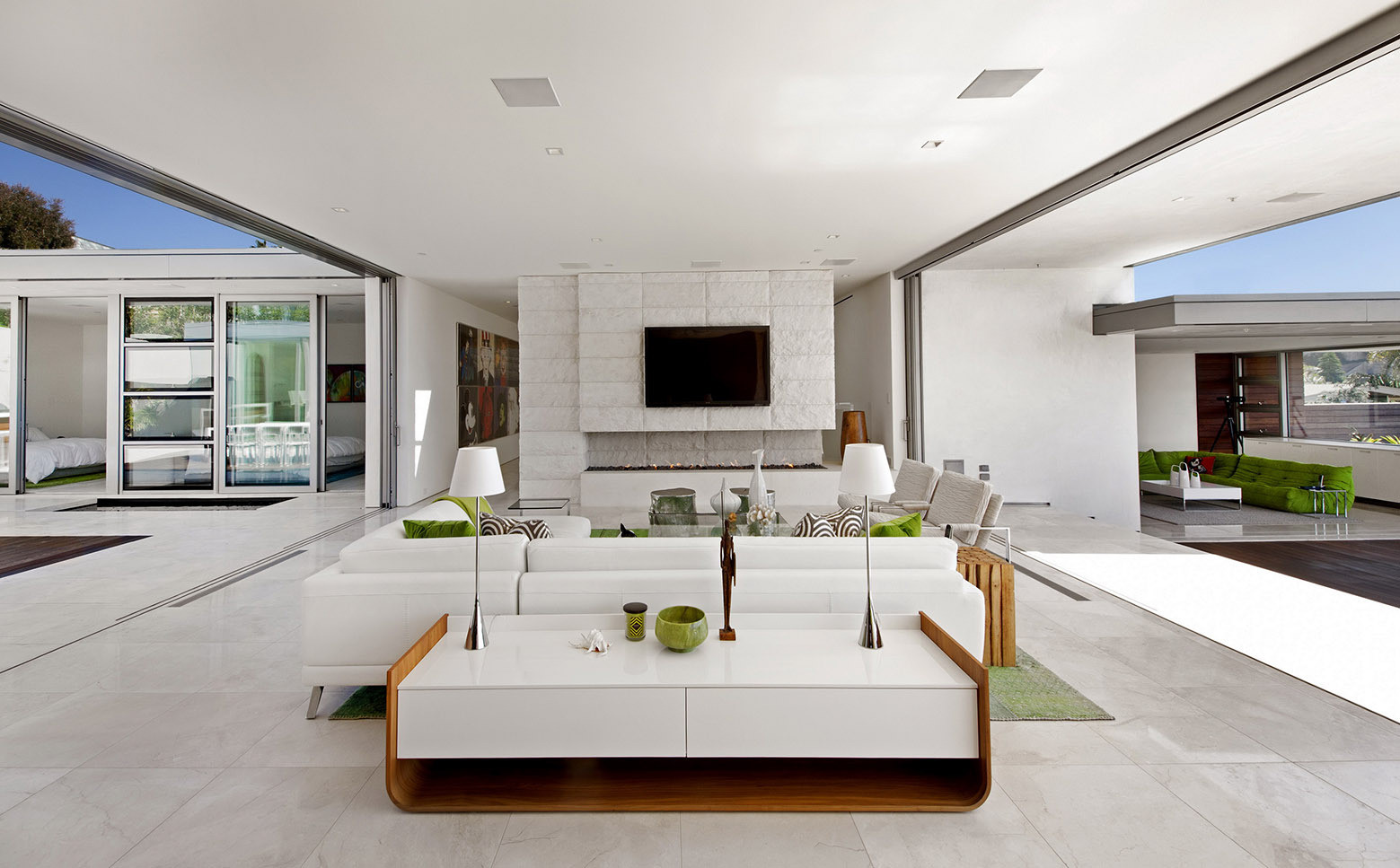 Ehrlich architects win 2015 aia architecture firm award - Limposante residence contemporaine de ehrlich architects ...
