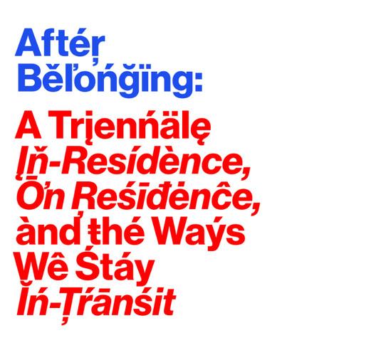 © After Belonging Agency