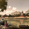 Pescando no Kremlin © Cortesia de Project Meganom