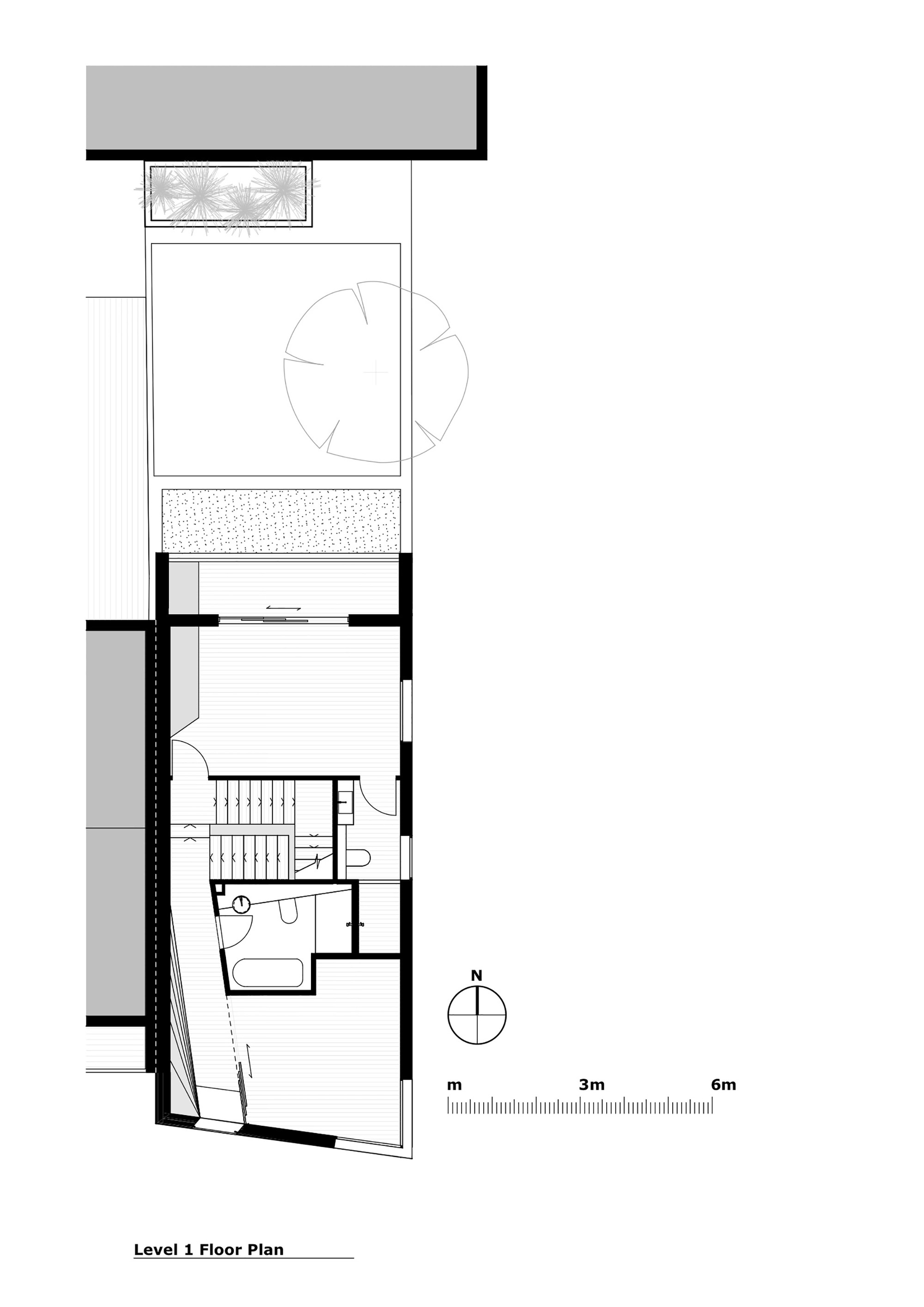Gallery of stirling house mac interactive architects 18 for Virtual floor plans for houses