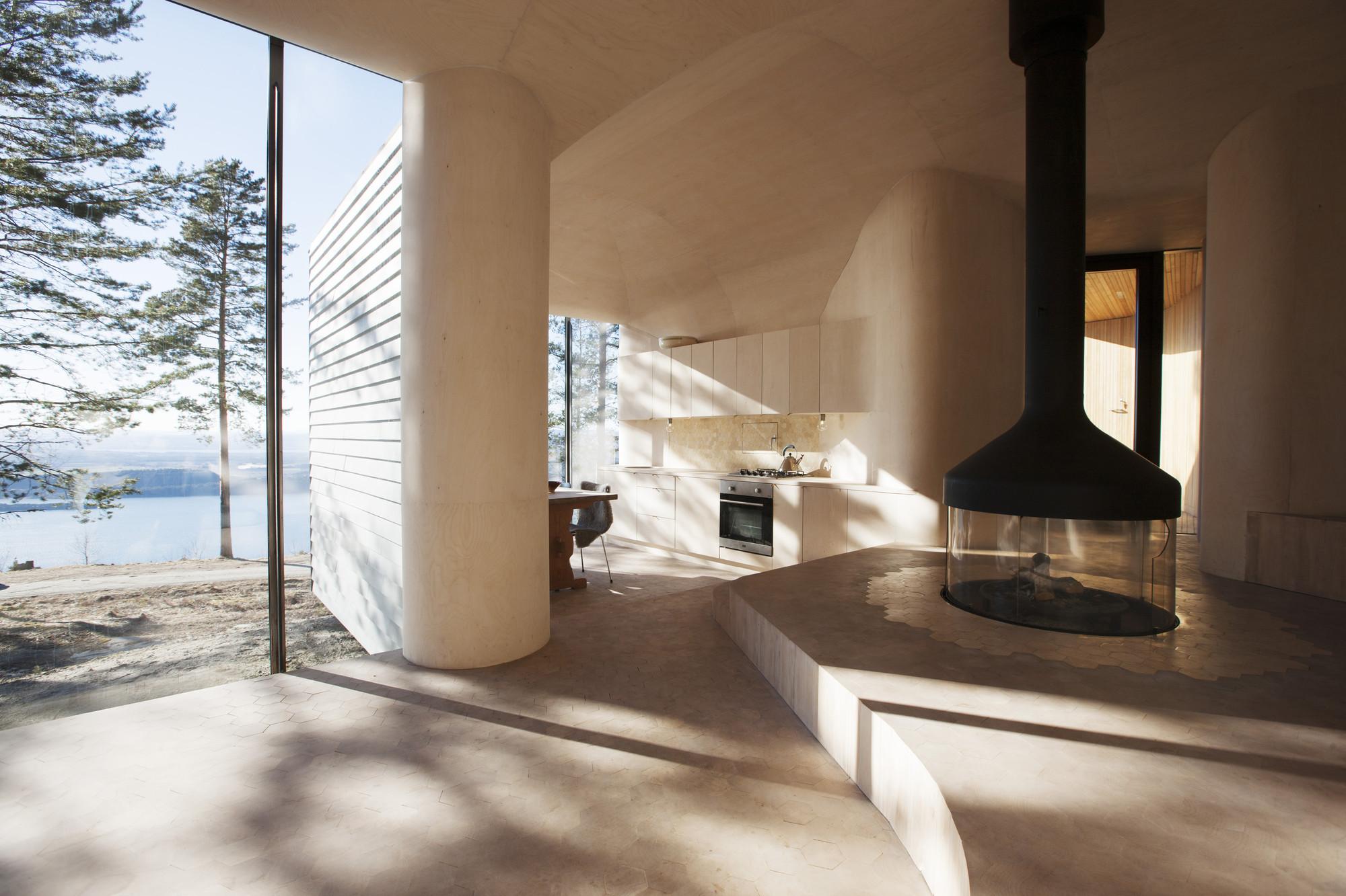Cabin Norderhov / Atelier Oslo, © Lars Petter Pettersen