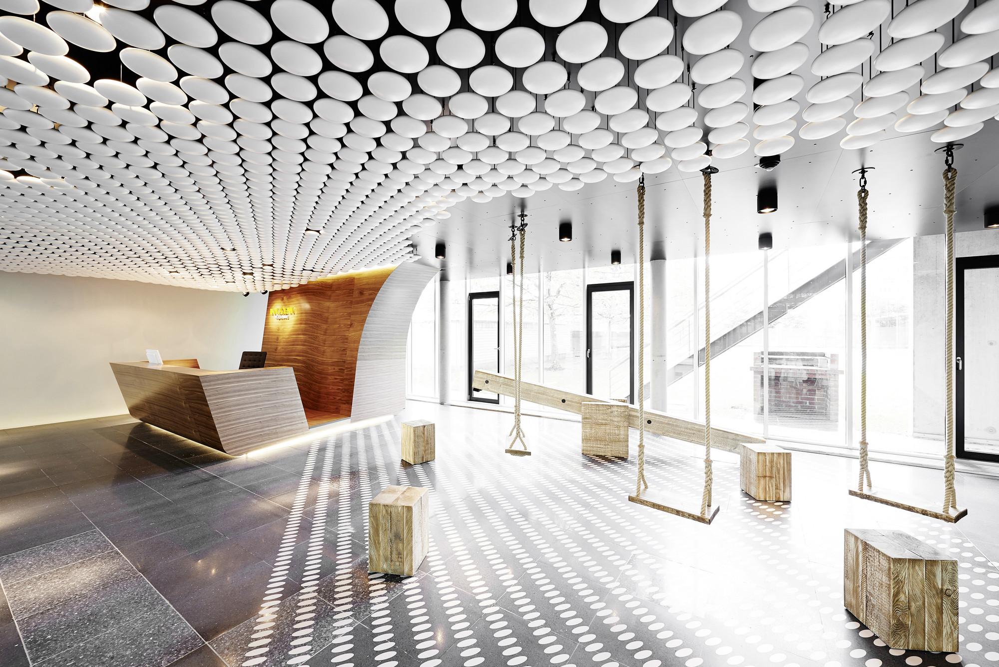 Innocean Headquarters Europe Ippolito Fleitz Group
