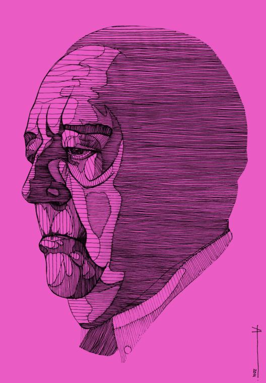 Mies Van Der Rohe. Imagem © Francisca Álvarez Ainzúa