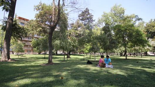 Parque Forestal, Santiago do Chile. © Plataforma Urbana
