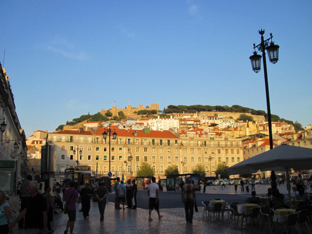 Fundação Rockefeller seleciona outras 35 cidades para compor a rede 100 Resilient Cities, Lisboa, Portugal. © Morgaine, via Flickr. Used under <a href='https://creativecommons.org/licenses/by-sa/2.0/'>Creative Commons</a>