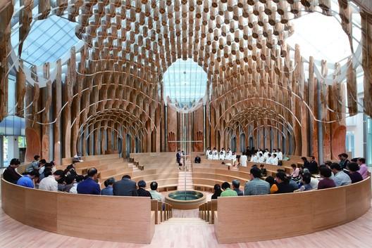 Iglesia Luz de Vida / shinslab architecture + IISAC