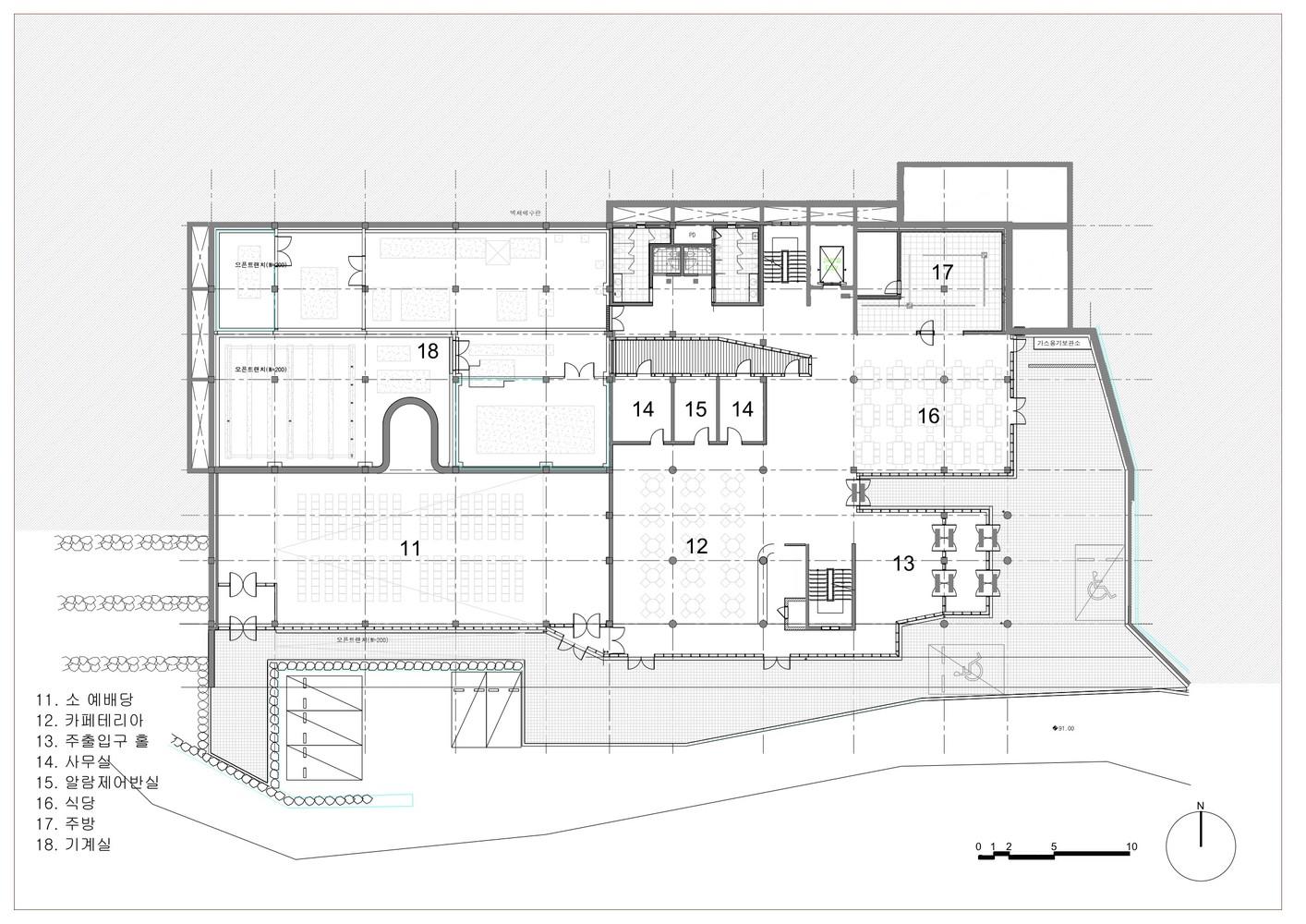Lovely Church Of Light Floor Plan Part - 2: Light Of Life Church,Floor Plan