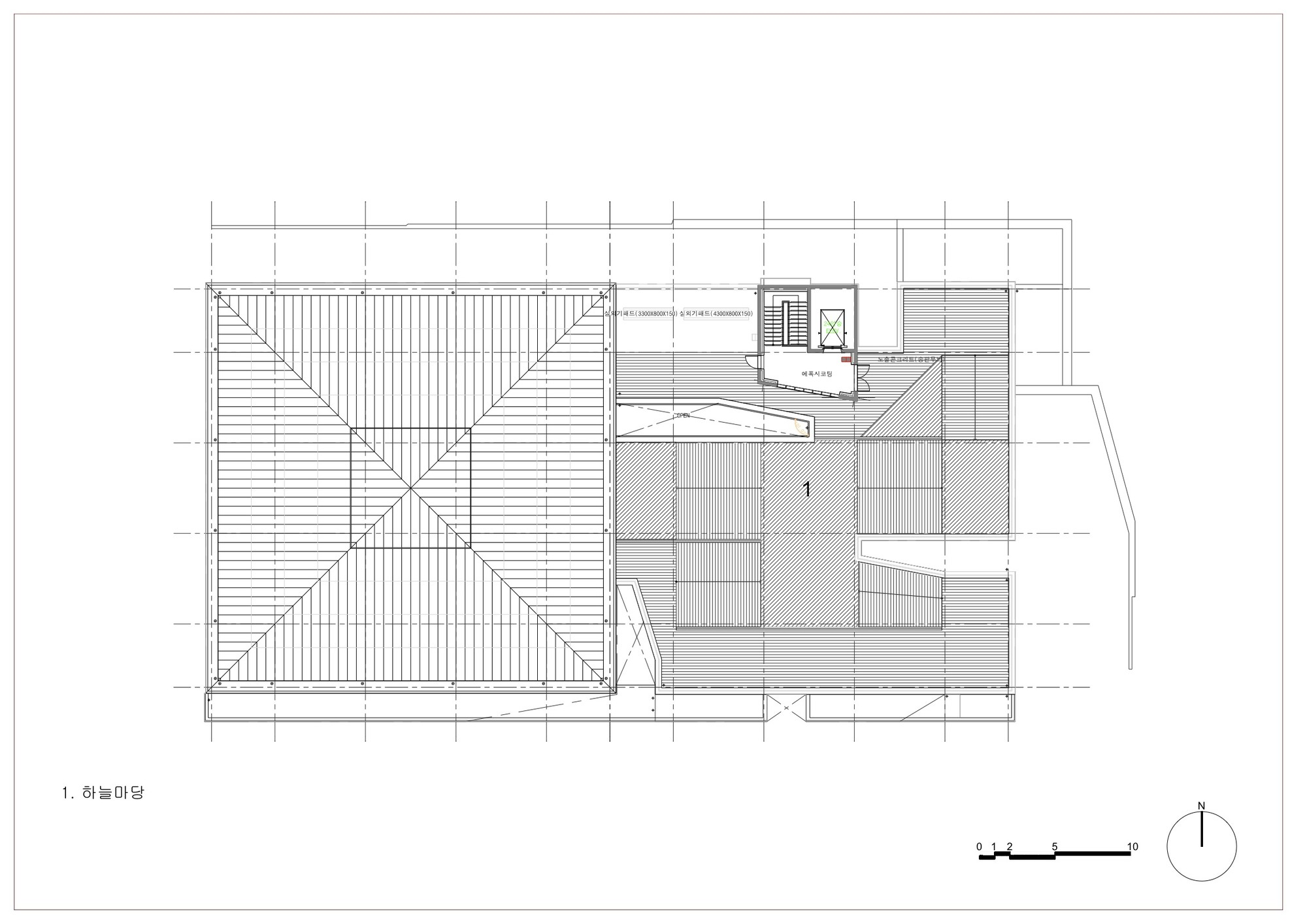 Nice Church Of Light Floor Plan Part - 8: Light Of Life Church / Shinslab Architecture + IISAC. 21 / 34. Floor Plan