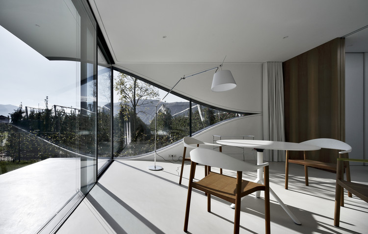 The Mirror Houses Peter Pichler Architecture Archdaily