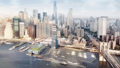 SHoP Architects Reveal Restoration Plan for New York's Seaport District