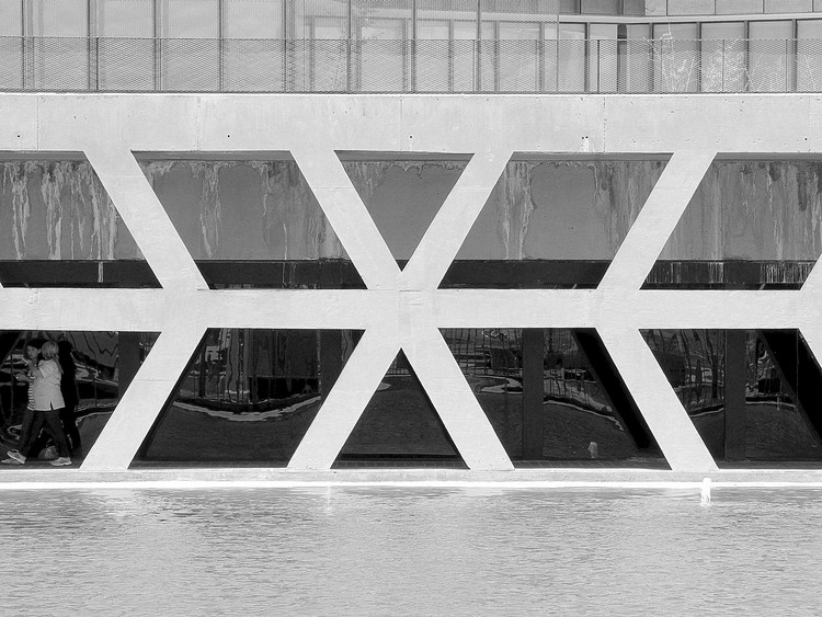 Fotografía de Arquitectura: Gonzalo Viramonte,  Centro Cívico de Lucio Morini + GGMPU. Image © Gonzalo Viramonte