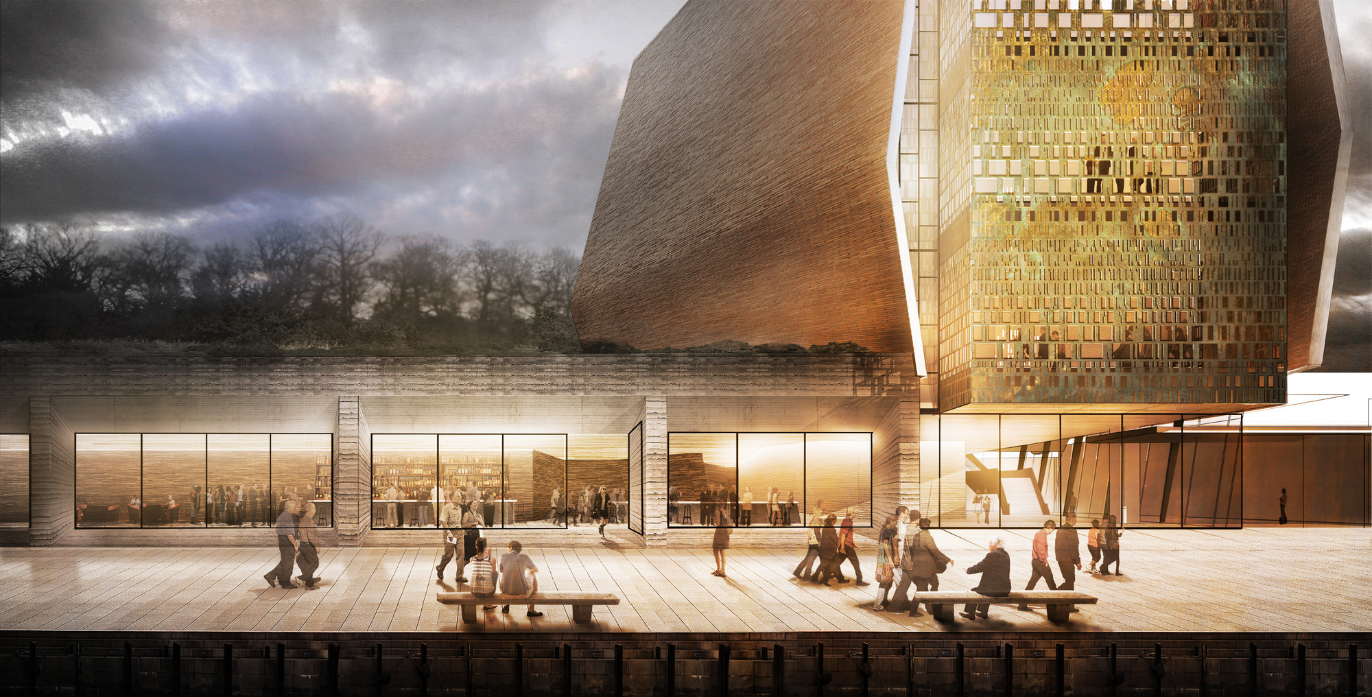 """32 """"Discarded"""" Helsinki Guggenheim Proposals You Should Know About"""