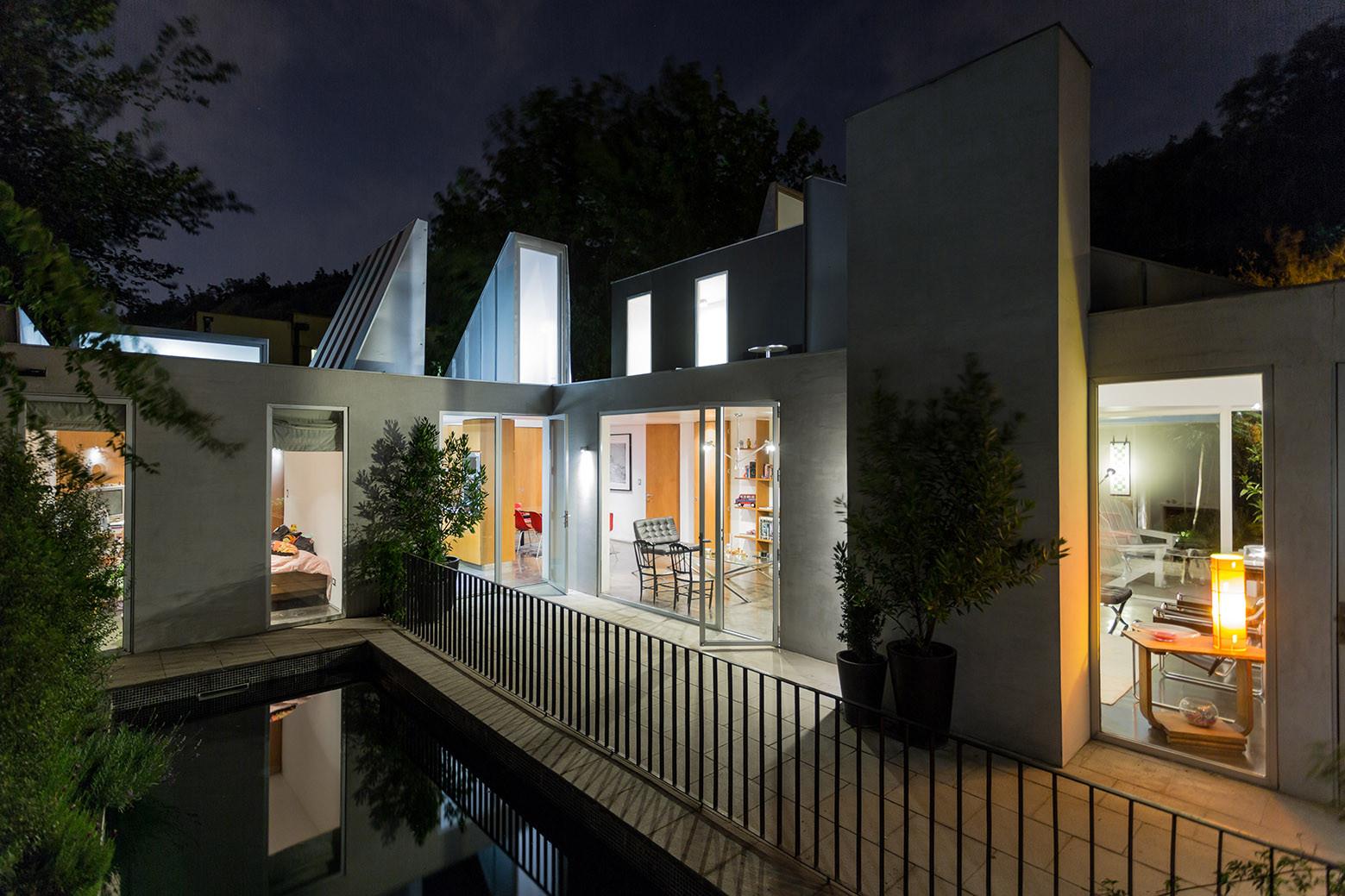 House 1957 / Brugnoli Asociados Arquitectos, © Juan Dúran Sierralta