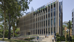 Centre of Advanced Imaging at University of Queensland / John Wardle Architects + Wilson Architects