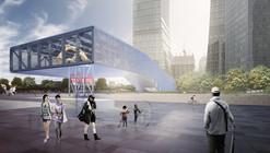 OMA gana concurso para diseñar centro de exhibición en Shanghai