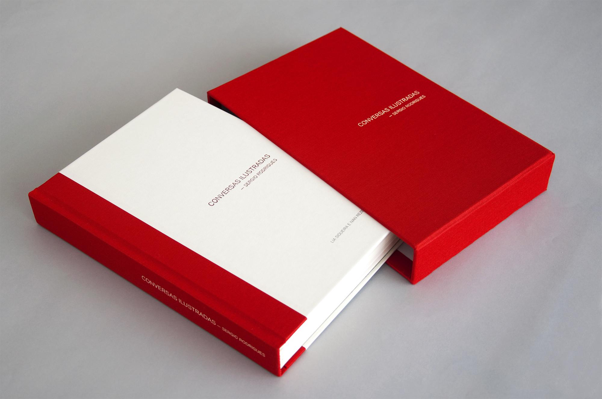 Divulgados os vencedores da 52ª Premiação Anual do IAB-RJ e do Prêmio Arquiteto do Amanhã , Conversas Ilustradas — Sergio Rodrigues. Image Cortesia de IAB-RJ