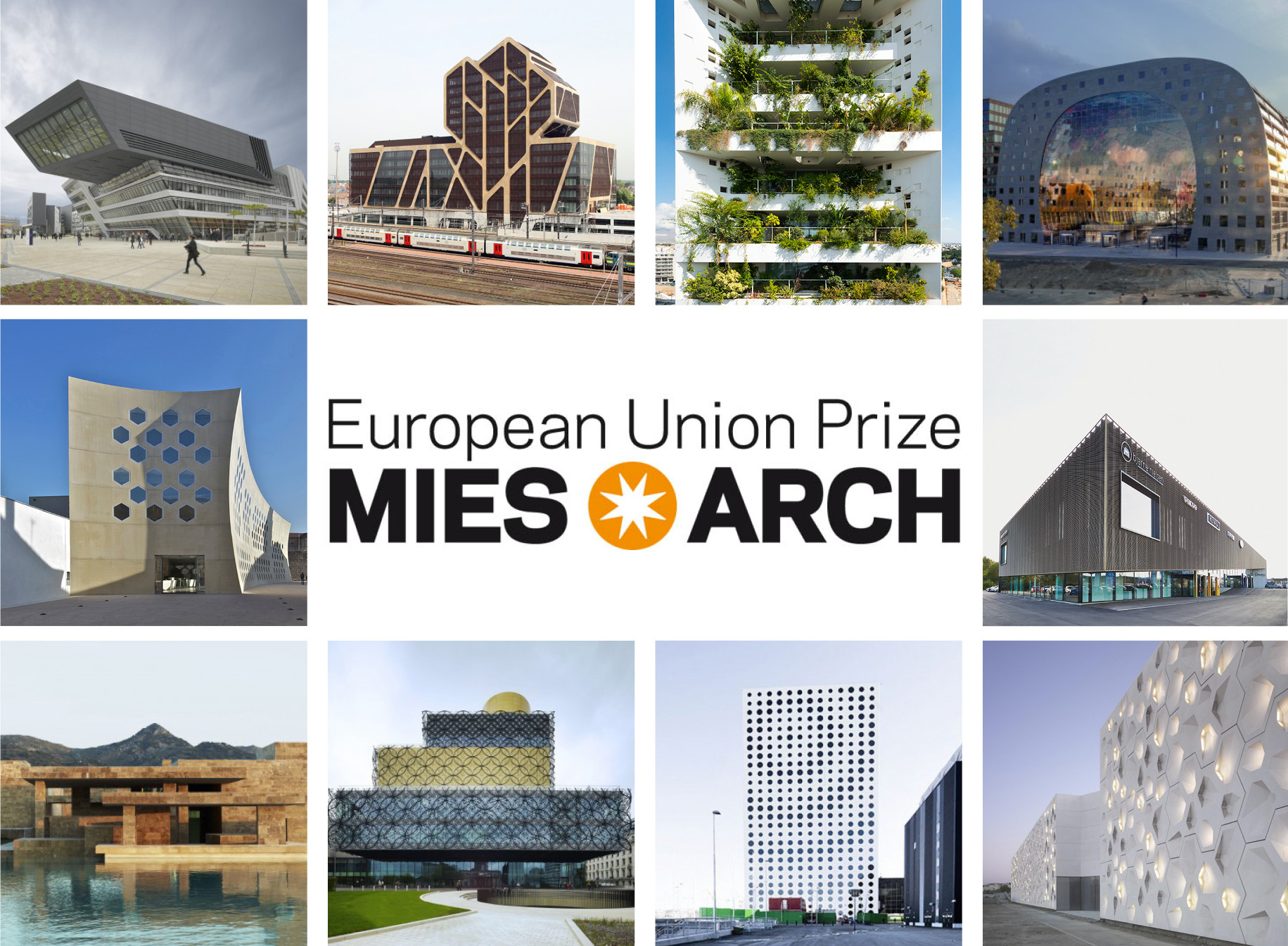 420 Projects Nominated for the 2015 European Union Prize for Contemporary Architecture – Mies Van der Rohe Award